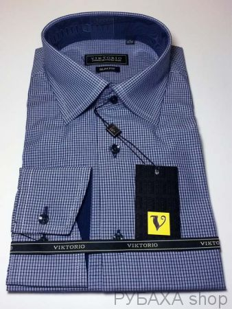 Viktorio S1123-8 Slim Fit